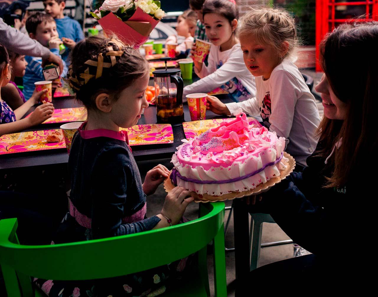 Организация детских праздников и мероприятий