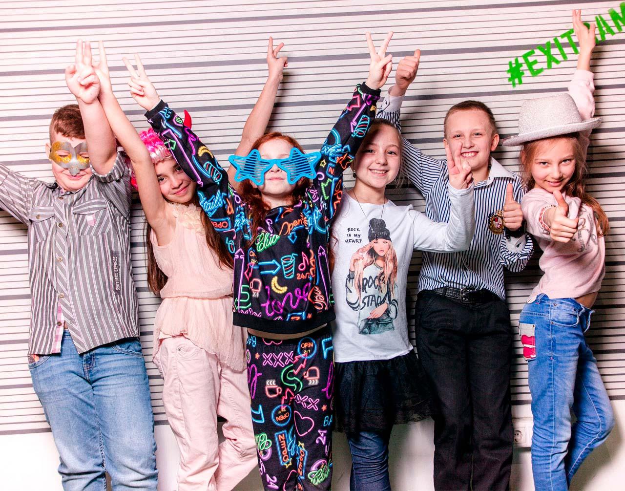 Агентство детских праздников в Москве