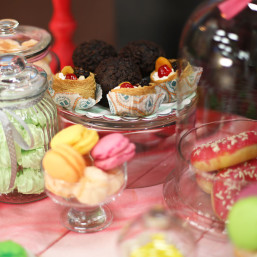 2. Welcome-фуршет и candy-bar